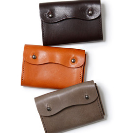 hobo/ホーボー - Shade Leather Card Case [HB-A1603]