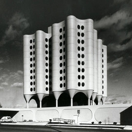 Bertrand Goldberg - St. Joseph's Hospital