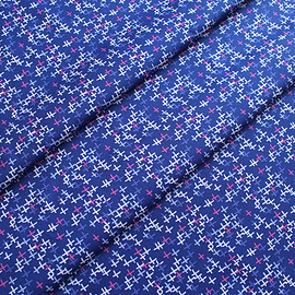 Art Gallery Fabrics - Here Comes the Fun Across Sparks Blue