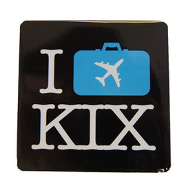 KIX - Original Sticker