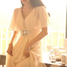 LUXE ASIAN - Romance Dress