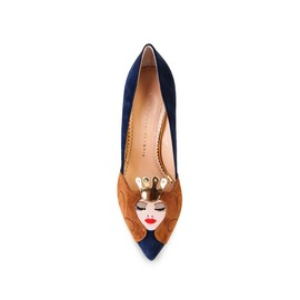 Charlotte Olympia - Sleeping Princess Pumps