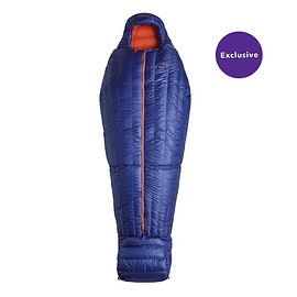 patagonia - 850 Down Sleeping Bag 19 F/-7 C - Regular, Harvest Moon Blue (HMB)
