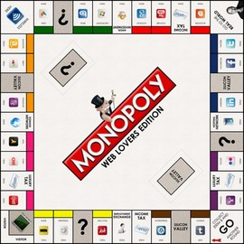 Monopoly  - Web Lovers Edition