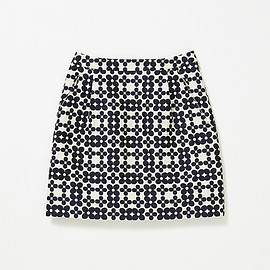 URBAN RESEARCH - Jacquard Skirt