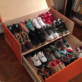 WOODIST - Shoe Storage Box - Nike