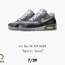 NIKE, John Mayer, NIKE iD - Air Max 90 iD - Air Mayer
