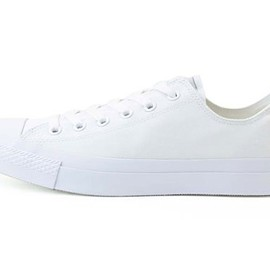 CONVERSE - ALL STAR COLORS ONE OX LOW white