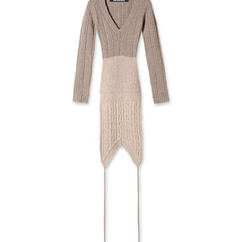 JACQUEMUS - La Double Maille Layered Knit