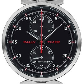 MONTBLANC - TimeWalker Rally Timer