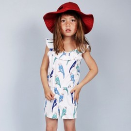 mini rodini - BUDGIE SUMMERSUIT