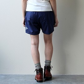 and wander - trek short pants navy