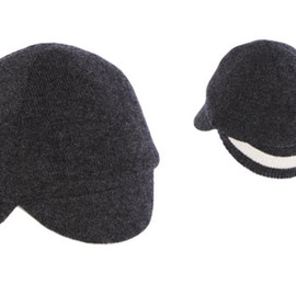 RAPHA - Knitted Hat Grey