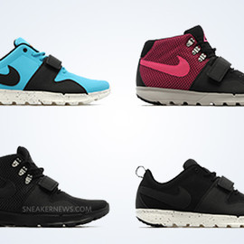 Nike - ACG Trainerendor Low - Black/Grey?