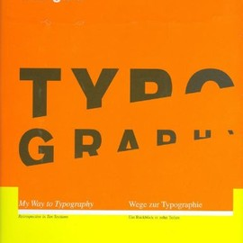 Wolfgang Weingart - Wiengart, Typography: My Way to Typography