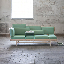 Silje Nesdal - sofa bed