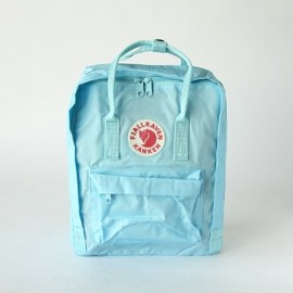 "FJALLRAVEN - ""KANKEN"" Ruck/Hand Bag (Light Blue)"