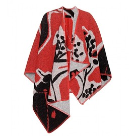 BURBERRY PRORSUM - Wool and cashmere poncho