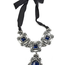 Lanvin - Necklace / fall 2012