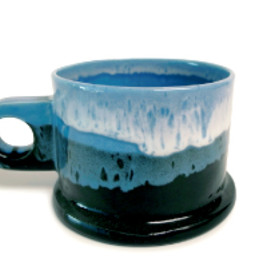 Echo Park Pottery - Mug Blue × Black | Echo Park Pottery