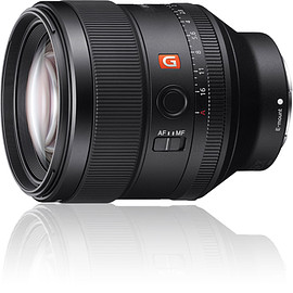 SONY - FE 85mm F1.4 GM (SEL85F14GM)