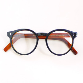 CUTLER AND GROSS - CUTLER AND GROSS 1097 BLACK ON DARK TURTLE
