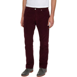 LEVI'S MADE & CRAFTED  - Ruler -Burgundy