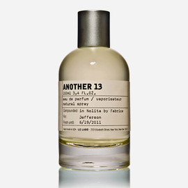 LE LABO - AnOther 13: AnOther Magazine x Le Labo