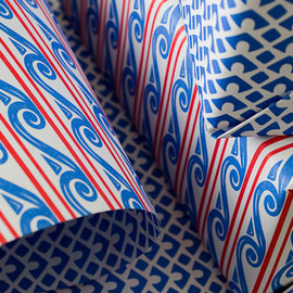 smock - breakers wrapping paper
