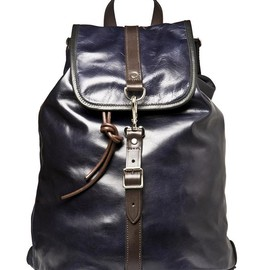 Browns - Leather Backpack