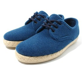 BEAUTY&YOUTH UNITED ARROWS - FELT SHOES