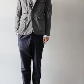 Engineered Garments - Landsdown Jacket - Cotton Oxford