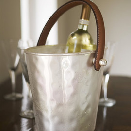 Cox & Cox - Silver Plated Wine Cooler