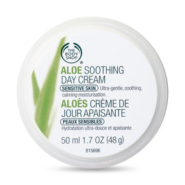 THE BODY SHOP - Aloe Soothing Day Cream