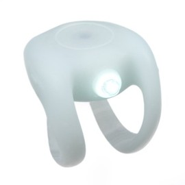 KNOG - KNOG(ノグ) 1LED/WHITE ICE BLUE