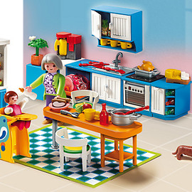 PLAYMOBIL - Grand Kitchen