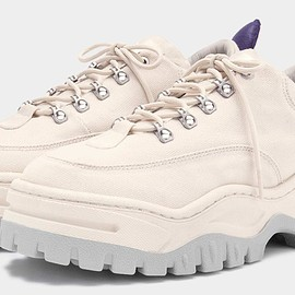 Ace perforated leather sneakers