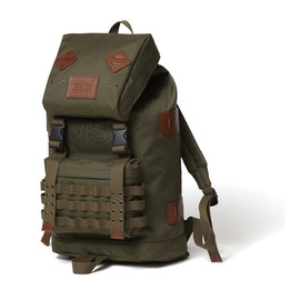 DRxRomanelli, HEAD PORTER - JUNGLE RUMBLE RUCKSACK|DRxRomanelli