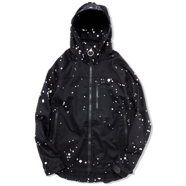 A.FOUR - A.FOUR / Rg x A4 Universe : MOUNTAIN JACKET [BLACK]