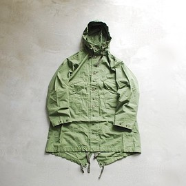 Engineered Garments - Highland Parka-Cotton Ripstop