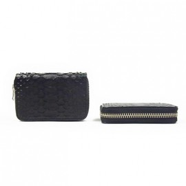 Gallery 1950, PORTER - Python Leather Card Case