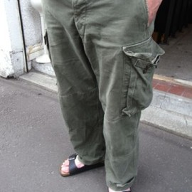french army - m47 pants