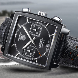 Monaco Auto Chronograph Watch