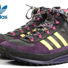 adidas - 80's Vintage MountainShoes
