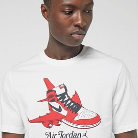 NIKE - Jordan Graphic Crew T-Shirt