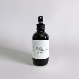 lightwellco - Cedar & Sandalwood Room Fragrance
