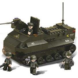 Sluban - Armored Vehicle M38-B6300