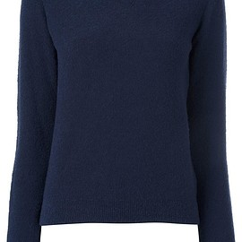 A.P.C. - crew neck jumper