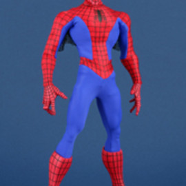MEDICOM TOY - SPIDER-MAN(コミックVer.) / REAL ACTION HEROES