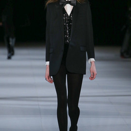 Saint Laurent - 2014-15 AW